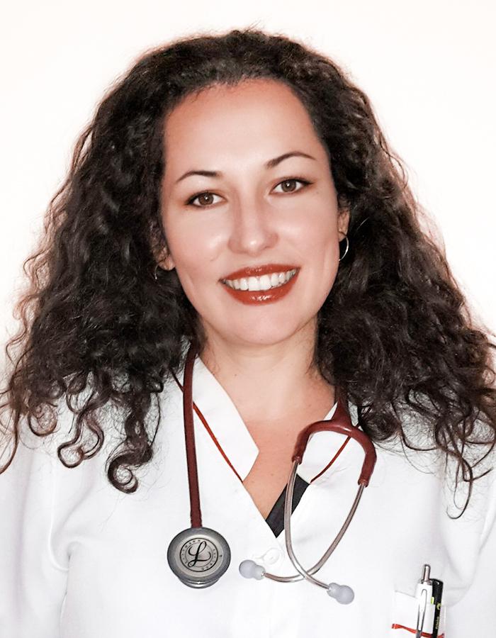 Dr. Ramona Miron - Pneumologie