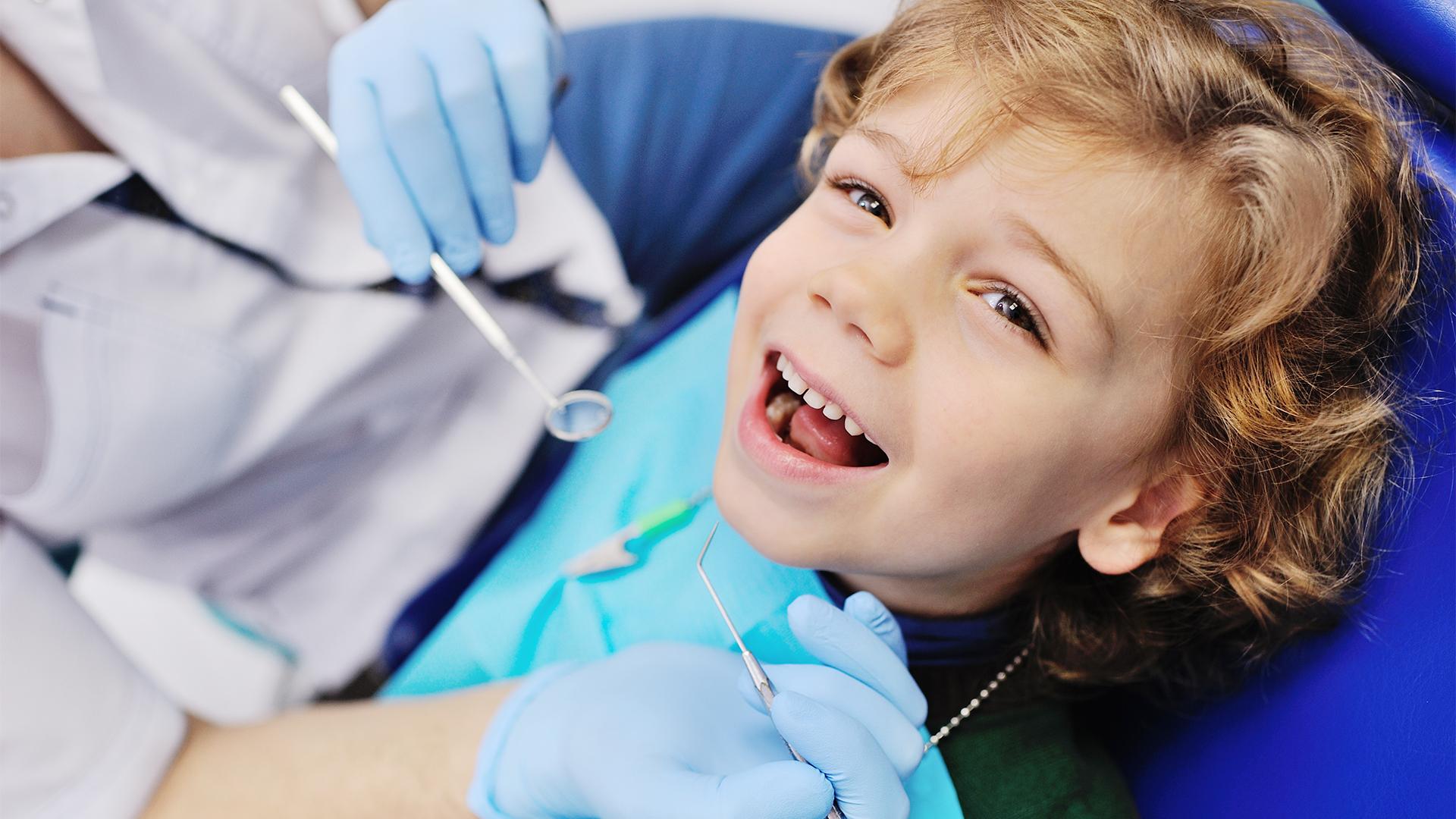 Copiii si vizita la stomatolog