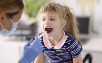 Amigdalita și adenoidita cronică la copii